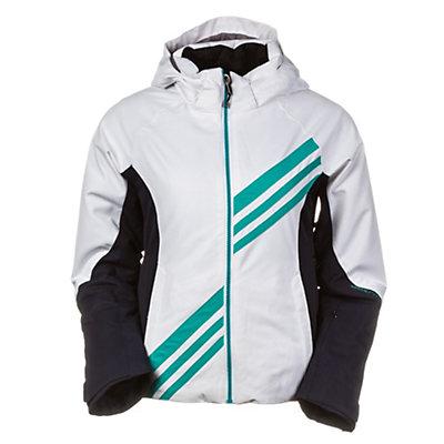 Obermeyer Nateal Girls Ski Jacket, Black, viewer