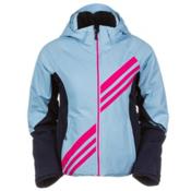 Obermeyer Nateal Girls Ski Jacket, Robins Egg, medium