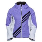 Obermeyer Nateal Girls Ski Jacket, Lavender, medium