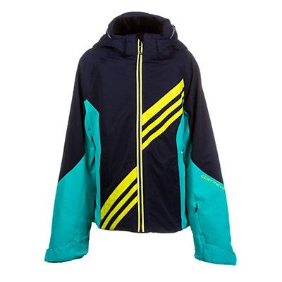 Obermeyer Nateal Teen Girls Ski Jacket, Black, viewer