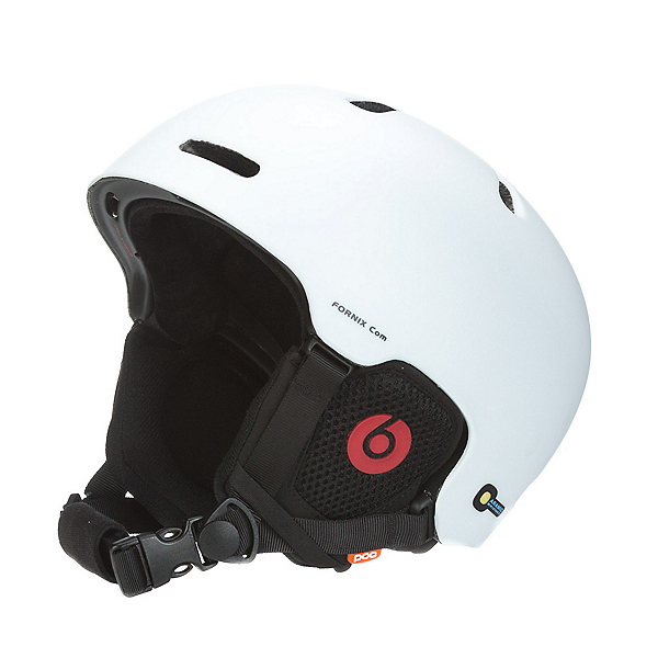 POC Fornix Communication Audio Helmet, Hydrogen White, 600