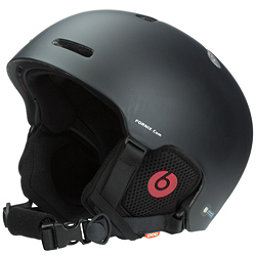 POC Fornix Communication Audio Helmet, Uranium Black, 256