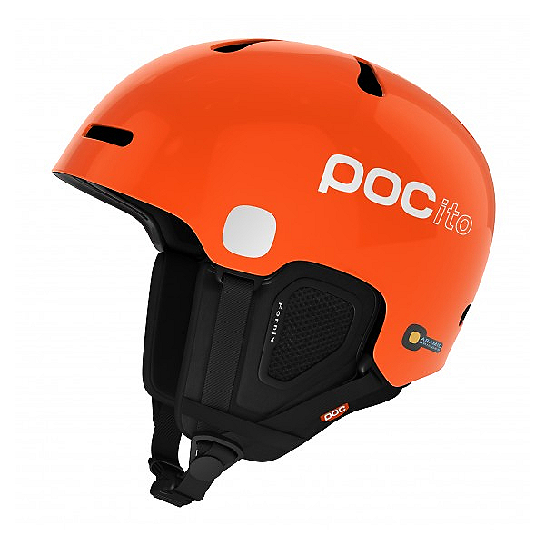 POC POCito Fornix Kids Helmet 2018, Pocito Orange, 600