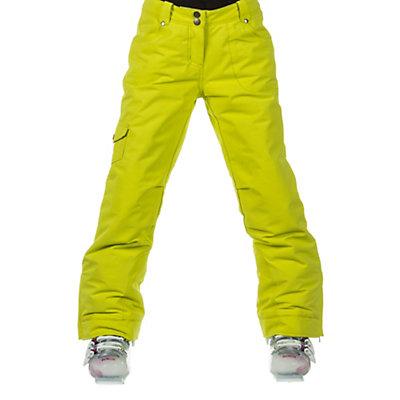 Obermeyer Leilani Teen Girls Ski Pants, Black, viewer