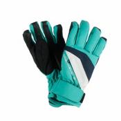 Obermeyer Alpine Girls Gloves, Wintergreen, medium