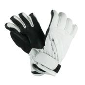 Obermeyer Alpine Girls Gloves, White, medium