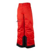 Obermeyer Prophet Kids Ski Pants, Lava, medium