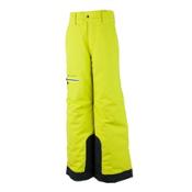 Obermeyer Prophet Kids Ski Pants, Lightsaber, medium