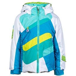 Obermeyer Prism Toddler Girls Ski Jacket, Glacier Blue, 256