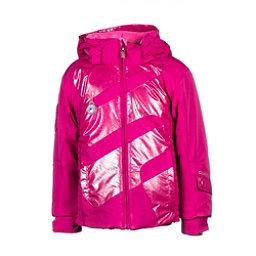 Obermeyer Prism Toddler Girls Ski Jacket, Wild Berry, 256