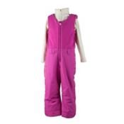 Obermeyer Warm Up Bib Toddler Girls Ski Pants, Wild Berry Sparkle, medium