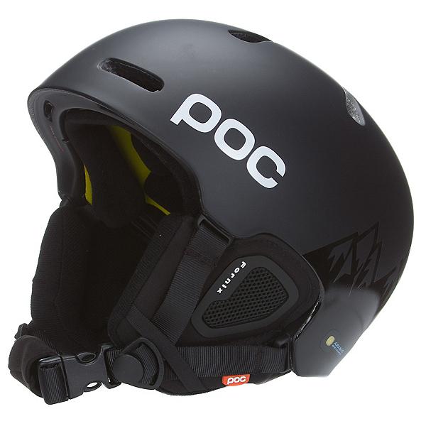 POC Fornix Backcountry MIPS J. Jones Helmet 2017, Uranium Black, 600