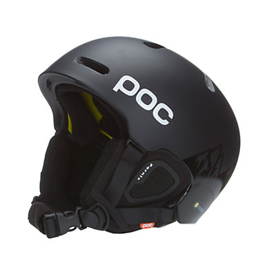 POC Fornix Backcountry MIPS J. Jones Helmet 2017, Uranium Black, viewer