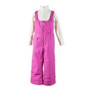 Obermeyer Snoverall Toddler Girls Ski Pants, Neo Pink, medium