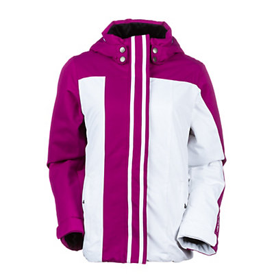 Obermeyer Kai Teen Girls Ski Jacket, Aster, viewer