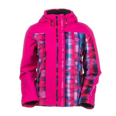 Obermeyer Kai Girls Ski Jacket, Aster, viewer