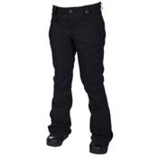 686 Mannual Standard Womens Snowboard Pants, Black, medium