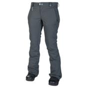 686 Mannual Standard Womens Snowboard Pants, Gunmetal, medium