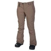 686 Mannual Standard Womens Snowboard Pants, Tobacco, medium