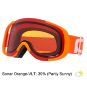 POC Cornea Goggles, Zink Orange-Sonar Orange, medium