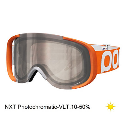 POC Cornea Photo Goggles, Uranium Black-Nxt Photochromatic, viewer