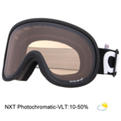 POC Retina Big NXT Goggles, Uranium Black-Nxt Photochromatic, medium