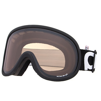 POC Retina Big NXT Goggles, Uranium Black-Nxt Photochromatic, viewer