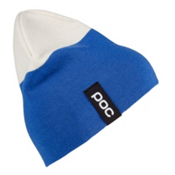 POC 2 Colored Hat, Krypton Blue-Hydrogen White, medium