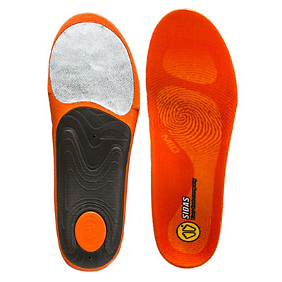 Sidas 3 Feet Mid Arch Insoles 2018, , viewer