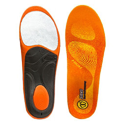 Sidas 3 Feet High Arch Insoles 2017, , 256