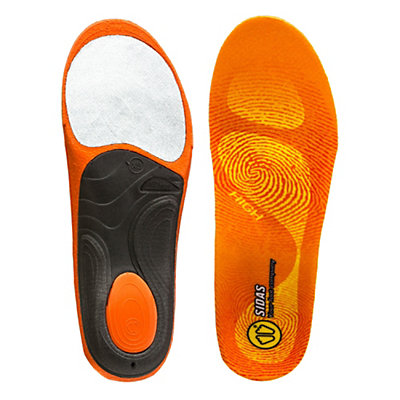 Sidas 3 Feet High Arch Insoles 2017, , viewer