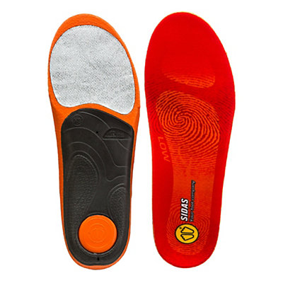 Sidas 3 Feet Low Arch Insoles 2018, , viewer