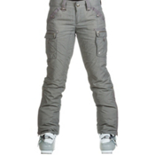 Bogner Franca Womens Ski Pants, Stone Grey, medium