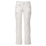 Bogner Franca Womens Ski Pants, Off White, medium