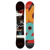 K2 Raygun Snowboard, 153cm, medium