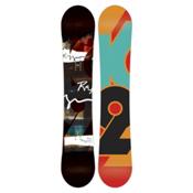 K2 Raygun Snowboard, 156cm, medium