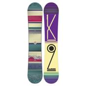 K2 First Lite Womens Snowboard 2015, 146cm, medium