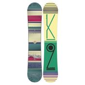 K2 First Lite Womens Snowboard, 138cm, medium