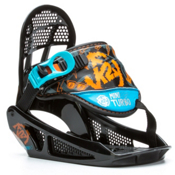 K2 Mini Turbo Kids Snowboard Bindings, , medium