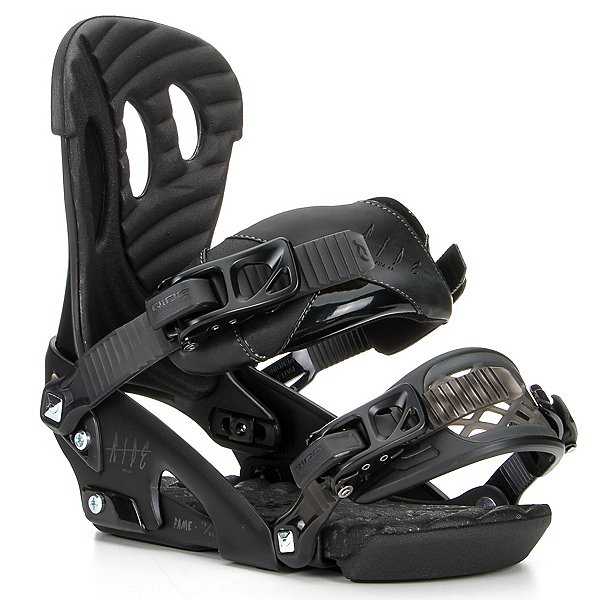 Ride Fame Womens Snowboard Bindings, , 600