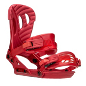 Ride VXN Womens Snowboard Bindings 2016, Red, medium