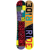 Ride Buckwild Snowboard, 155cm, medium
