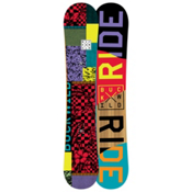 Ride Buckwild Snowboard, 159cm, medium