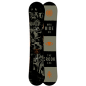 Ride Crook Snowboard 2015, 152cm, medium