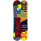 Ride Lil Buck Boys Snowboard, 145cm, medium