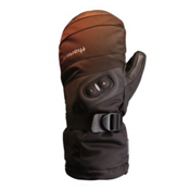 Therm-ic Powerglove IC 1300 Heated Ski Mittens, Black, medium
