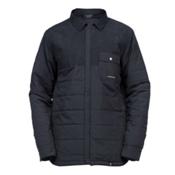 Cappel Casbah Mens Insulated Snowboard Jacket, Onyx Black, medium