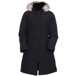 Canada Goose Kensington Parka Womens Jacket, Navy, 256
