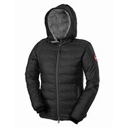 Canada Goose Camp Hoody Womens Jacket, Black, 256