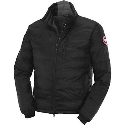 Canada Goose Lodge Down Mens Jacket, Black, viewer